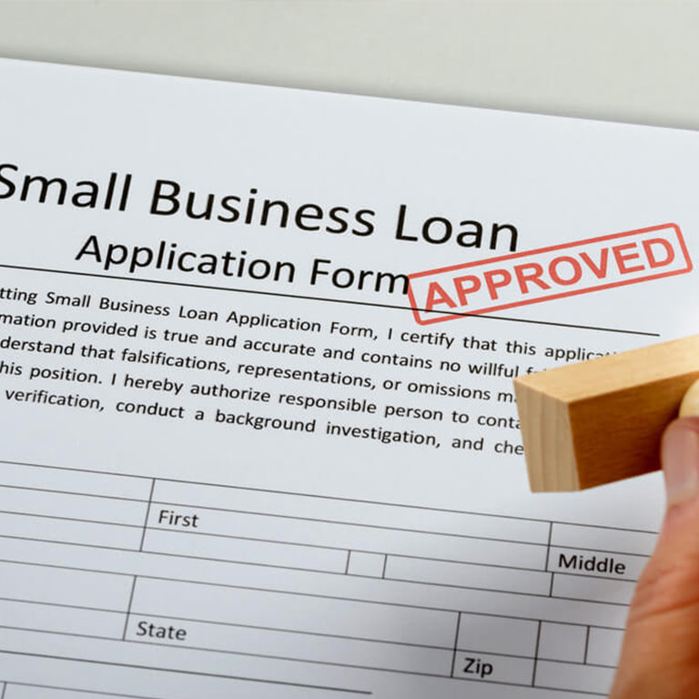 financing business loan procurement